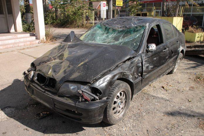 Accident grav in italia
