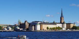 cel mai scurt drum pana la stockholm