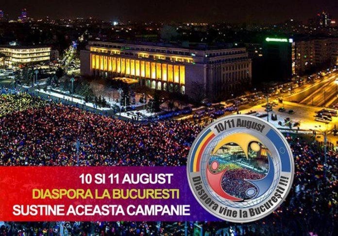 protest diaspora 10 august