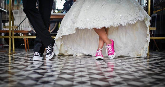 Obiceiuri de nunta in Anglia