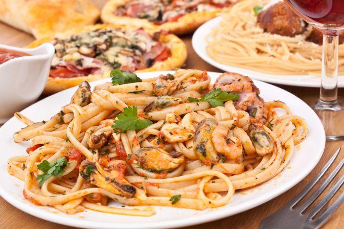 Retete bucatarie italiana: spaghete puttanesca