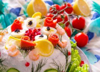 Tort sandwich suedez