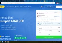 Cel mai ieftin transfer de bani in Romania - TransferGo. Simplu, rapid si rentabil
