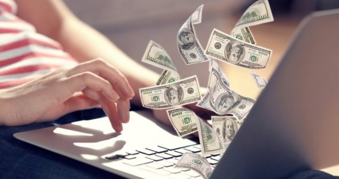 metode de trimis bani in romania: bani online