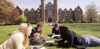 universitati din Anglia: studenti