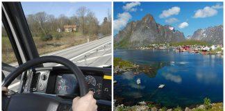 munca in norvegia