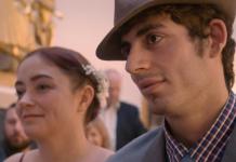 """FOTO: Captură trailer """"Josefin & Florin"""""""