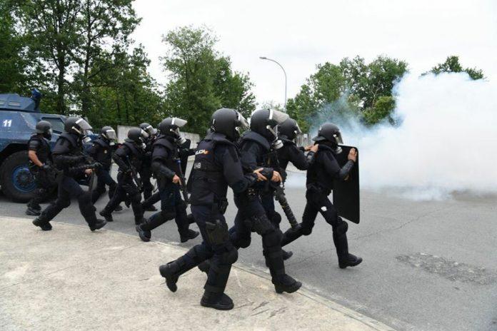 FOTO: Jandarmeria Română