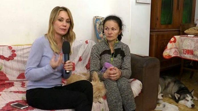 Mama fetei la Pomeriggio Cinque, program tv pe Canale 5 FOTO: Rotalianul.com