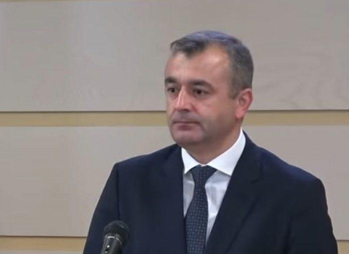 Premierul Moldovei, Ion Chicu FOTO: Privesc.eu
