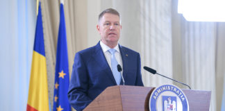 Președintele Klaus Iohannis FOTO: Presidency.ro