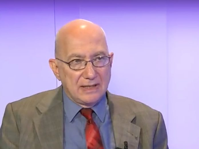 Radu Ioanid, noul ambasador al României în Israel FOTO: Captură video Digi24